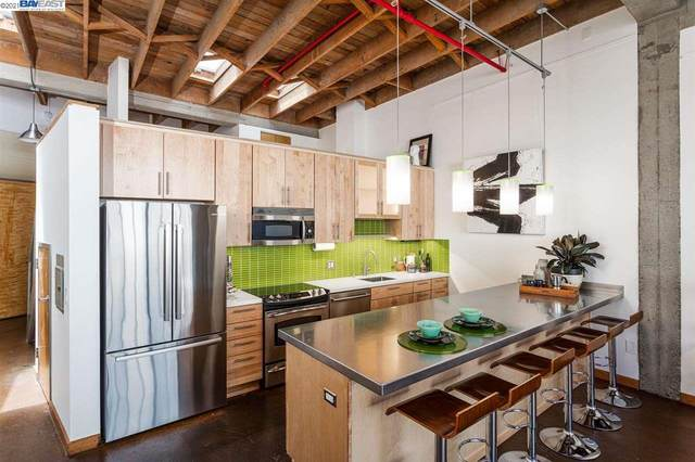255 3Rd St #305, Oakland, CA 94607 (#40956924) :: Real Estate Experts