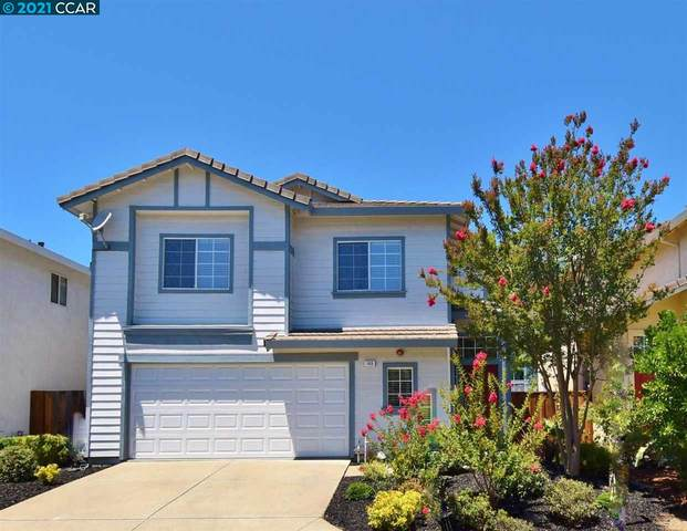 163 Foxglove Ln, Walnut Creek, CA 94597 (#40957317) :: Realty World Property Network