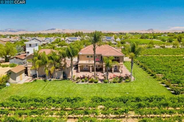 3615 Caldeira Dr, Livermore, CA 94550 (#40957644) :: Swanson Real Estate Team | Keller Williams Tri-Valley Realty