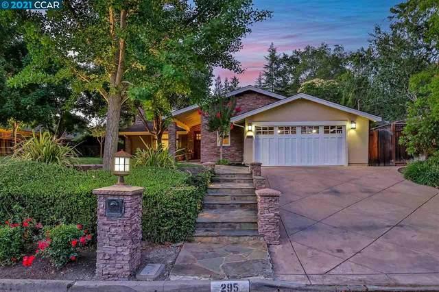 295 Gil Blas Rd, Danville, CA 94526 (#40957660) :: Armario Homes Real Estate Team