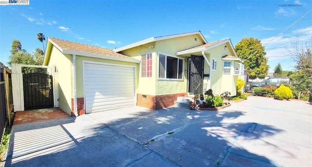 2881 Lowell Ave, Richmond, CA 94804 (#40957772) :: Realty World Property Network
