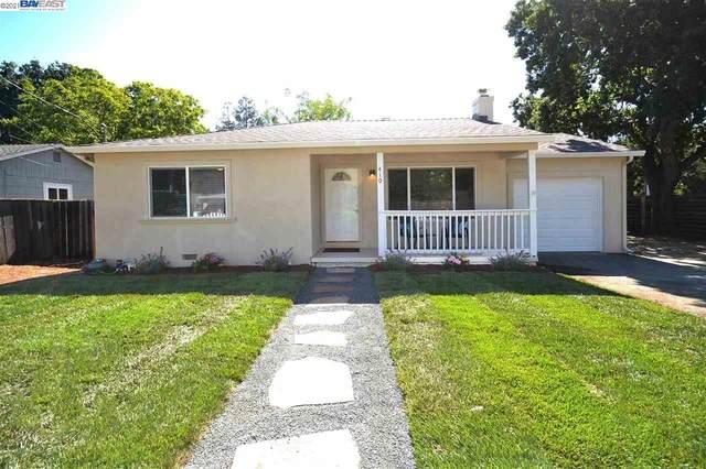410 Bridge Road, Walnut Creek, CA 94595 (#40958002) :: Blue Line Property Group