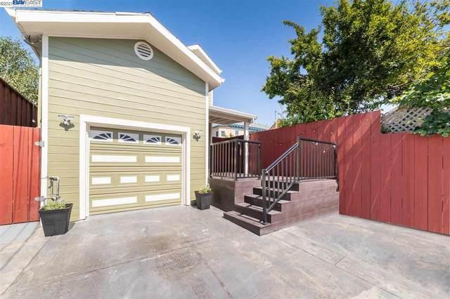3011 Mabel St, Berkeley, CA 94702 (#40958306) :: Swanson Real Estate Team | Keller Williams Tri-Valley Realty