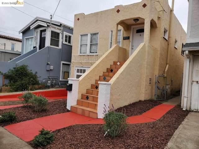 953 Jackson St., Albany, CA 94706 (#40958381) :: MPT Property