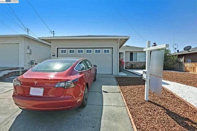 569 Fairway Street, Hayward, CA 94544 (#40958452) :: Realty World Property Network