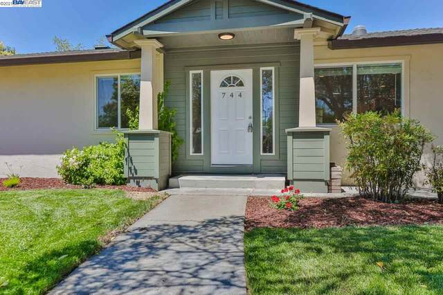 744 Harvard Dr, Pleasant Hill, CA 94523 (#40958525) :: Realty World Property Network