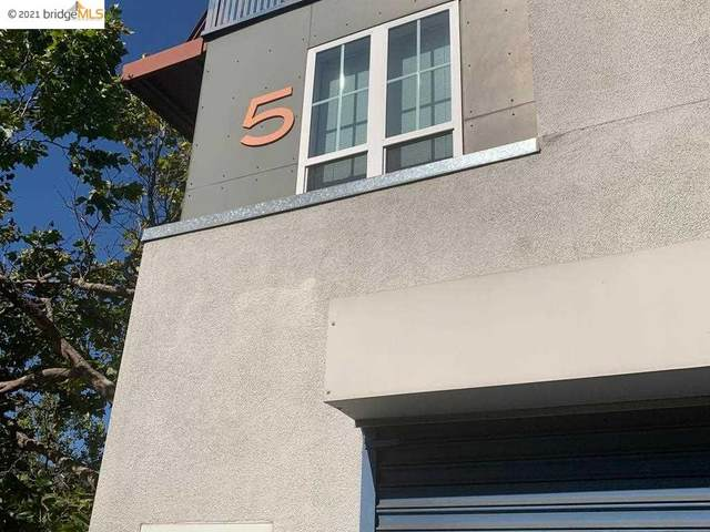 1121 40th Street #5102, Emeryville, CA 94608 (#40958602) :: Realty World Property Network