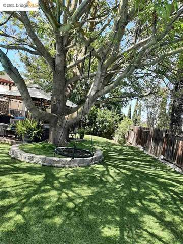 470 Woodmont Place, Oakley, CA 94561 (#40958608) :: Realty World Property Network