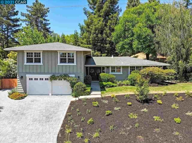 811 El Cerro Blvd, Danville, CA 94526 (#40958765) :: Armario Homes Real Estate Team