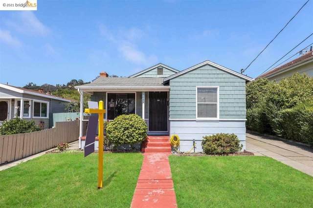 1604 Richmond St, El Cerrito, CA 94530 (#40958866) :: Realty World Property Network