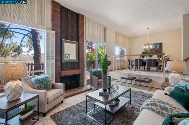 322 Kinross Dr, Walnut Creek, CA 94598 (#40959155) :: Swanson Real Estate Team | Keller Williams Tri-Valley Realty