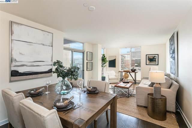 630 Thomas L Berkley Way #619, Oakland, CA 94612 (#40959265) :: Swanson Real Estate Team   Keller Williams Tri-Valley Realty