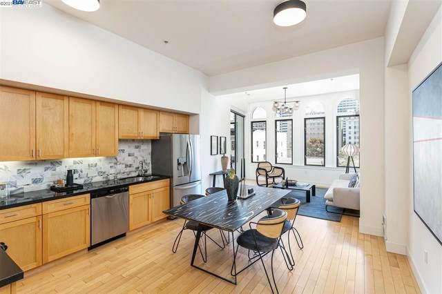 1755 Broadway #52, Oakland, CA 94612 (#40959291) :: Swanson Real Estate Team   Keller Williams Tri-Valley Realty