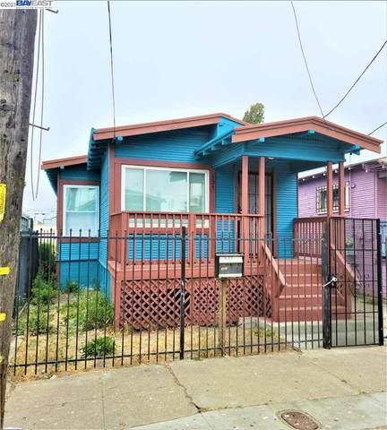 327 3Rd St, Richmond, CA 94801 (#40959434) :: Realty World Property Network