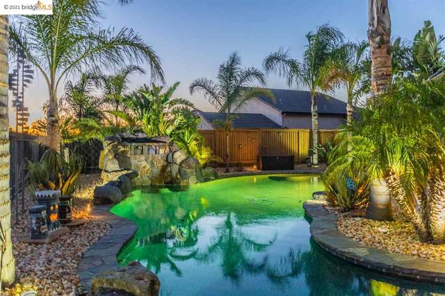 572 Myrtle Beach Drive, Brentwood, CA 94513 (#40959585) :: Realty World Property Network