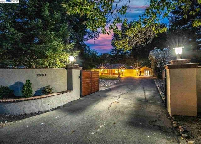 2891 Danville Blvd, Alamo, CA 94507 (#40959600) :: Swanson Real Estate Team | Keller Williams Tri-Valley Realty