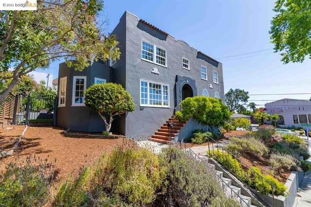 550 Radnor Rd, Oakland, CA 94606 (#40959604) :: Swanson Real Estate Team | Keller Williams Tri-Valley Realty