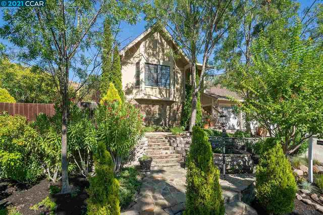 680 Gwen Court, Danville, CA 94526 (#40959698) :: Realty World Property Network