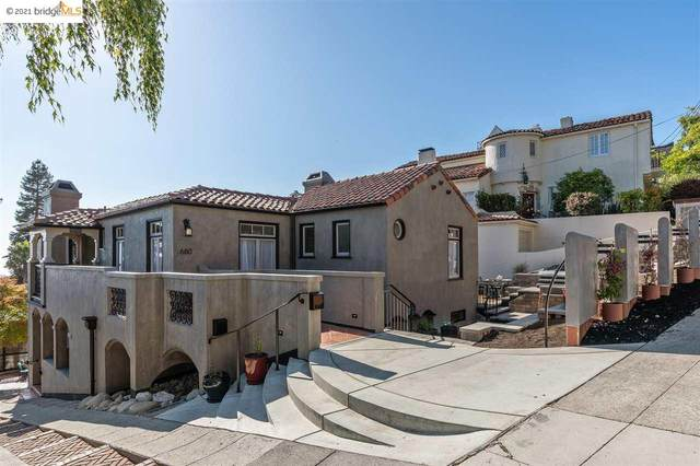 680 Cragmont Ave, Berkeley, CA 94708 (#40959735) :: Armario Homes Real Estate Team