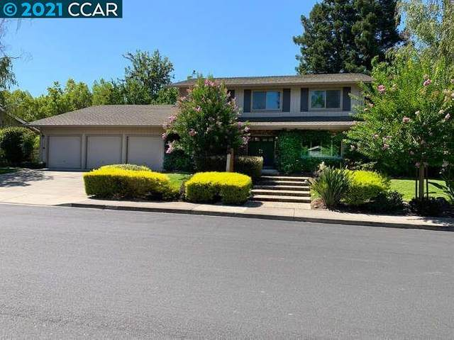 3341 Whitehaven Dr, Walnut Creek, CA 94598 (#40959763) :: Swanson Real Estate Team   Keller Williams Tri-Valley Realty