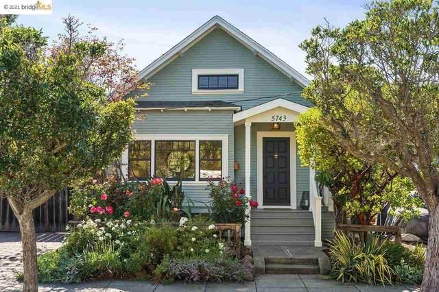 5743 Hermann St, Oakland, CA 94609 (#40959801) :: Realty World Property Network