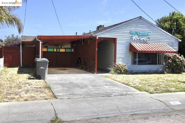1214 Fordham Ave, San Leandro, CA 94579 (#40959823) :: Realty World Property Network