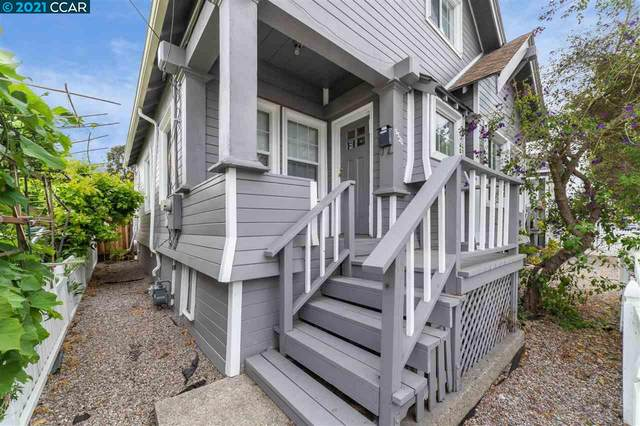 5512 Beaudry St, Emeryville, CA 94608 (#40960076) :: Realty World Property Network