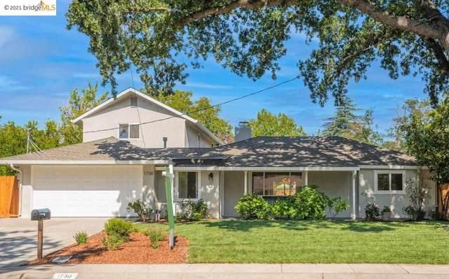 1730 Ruth Dr, Pleasant Hill, CA 94523 (#40960099) :: Armario Homes Real Estate Team