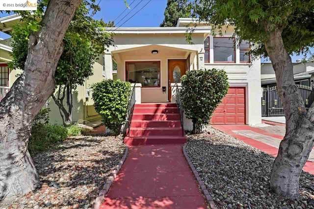 72 Williams St, San Leandro, CA 94577 (#40960295) :: Excel Fine Homes