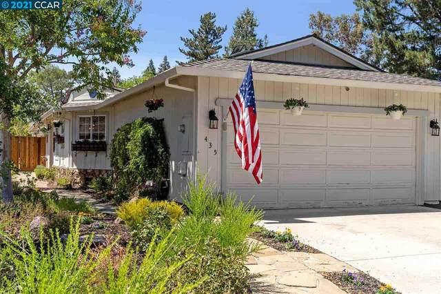 435 Shana Ct, Danville, CA 94526 (#40960315) :: The Lucas Group