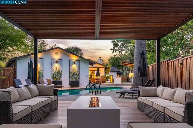 5 Croyden Ct, Pleasant Hill, CA 94523 (#40960402) :: Armario Homes Real Estate Team