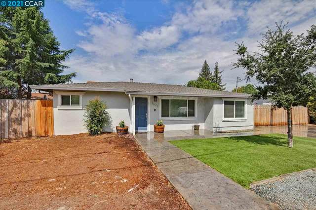 1621 Enid Drive, Concord, CA 94519 (#40960448) :: Realty World Property Network