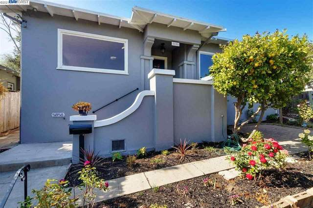 5858 Lawton Ave, Oakland, CA 94618 (#40960479) :: Realty World Property Network