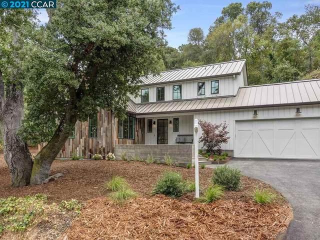 87 El Toyonal, Orinda, CA 94563 (#40960537) :: Armario Homes Real Estate Team