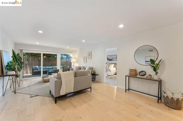 5290 Broadway Ter #102, Oakland, CA 94618 (#40960601) :: Realty World Property Network