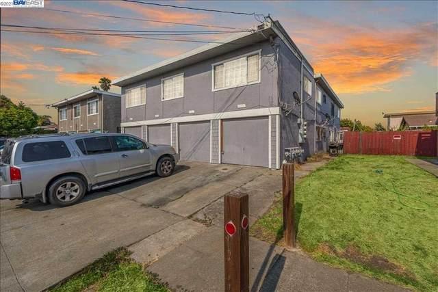 444 S 17th Street, Richmond, CA 94804 (#40960664) :: Realty World Property Network