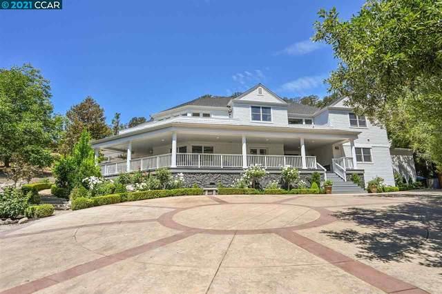2325 Alameda Diablo, Diablo, CA 94528 (#40960724) :: Realty World Property Network