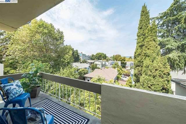 66 Fairmount Ave #307, Oakland, CA 94611 (#40960779) :: Realty World Property Network