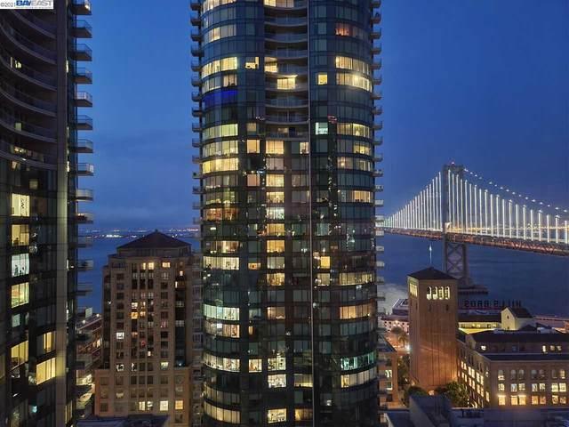 338 Main St 24B, San Francisco, CA 94105 (#40960860) :: Swanson Real Estate Team | Keller Williams Tri-Valley Realty