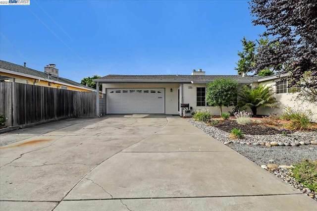 1392 Purdue, San Leandro, CA 94579 (#40960862) :: Realty World Property Network
