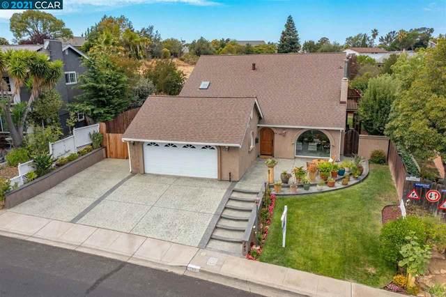 145 Chelsea Hills Dr, Benicia, CA 94510 (#40960912) :: MPT Property