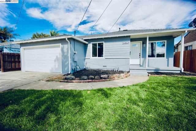 26860 Gading Rd, Hayward, CA 94544 (#40961358) :: Realty World Property Network