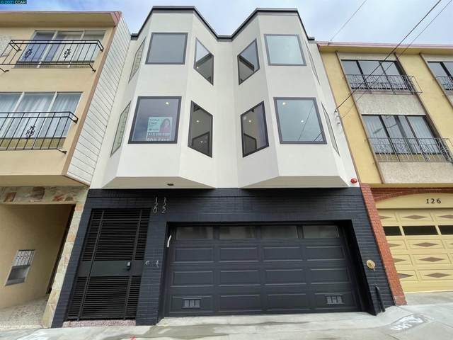 120 19Th Ave, San Francisco, CA 94121 (#40962149) :: Realty World Property Network