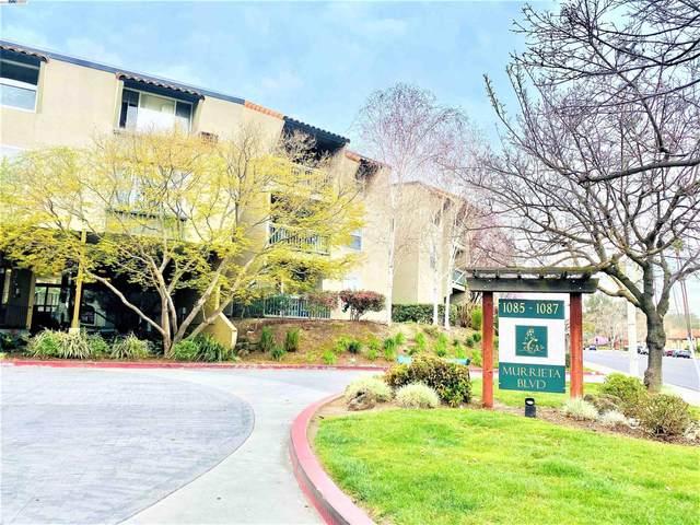 1087 Murrieta Blvd #332, Livermore, CA 94550 (#40965963) :: Swanson Real Estate Team | Keller Williams Tri-Valley Realty