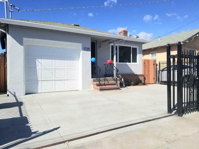 1725 102Nd Ave, Oakland, CA 94603 (#40967718) :: Realty World Property Network
