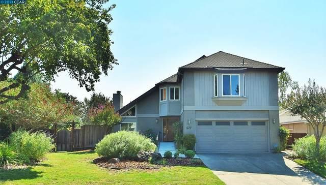 677 Montezuma Court, Walnut Creek, CA 94598 (#40967995) :: The Grubb Company