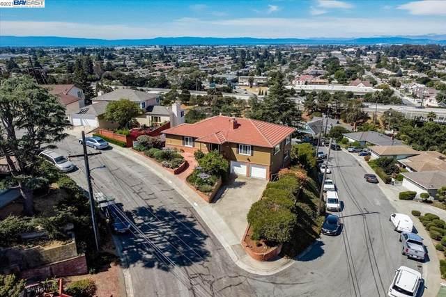 1301 E Juana Ave, San Leandro, CA 94577 (#40968120) :: Blue Line Property Group