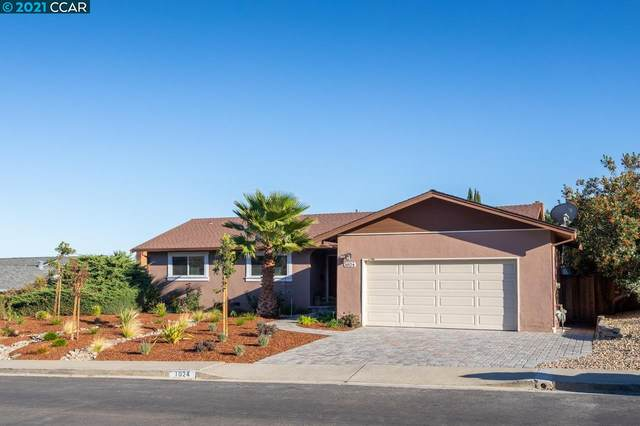 1024 Rolling Hill Way, Martinez, CA 94553 (MLS #40968140) :: 3 Step Realty Group