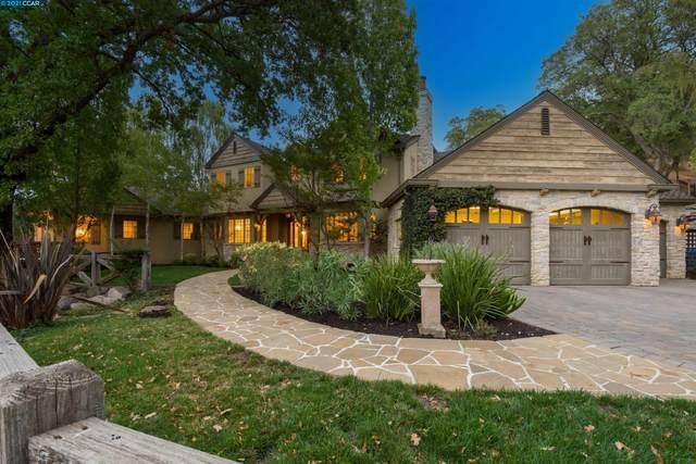 555 Del Amigo Rd, Danville, CA 94526 (#40968734) :: Realty World Property Network