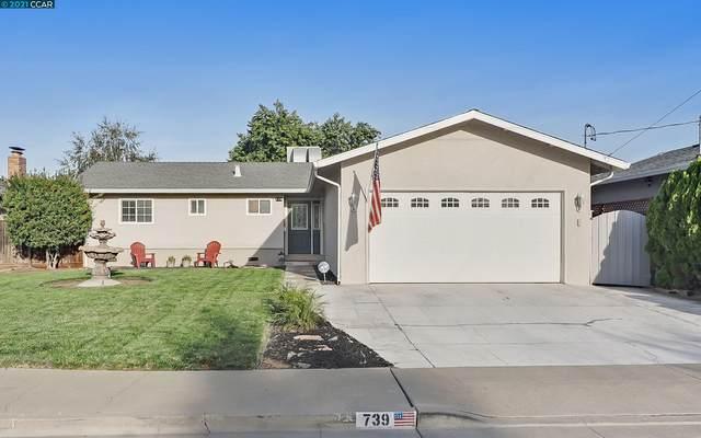 739 Meadowlark Street, Livermore, CA 94551 (#40969182) :: Blue Line Property Group